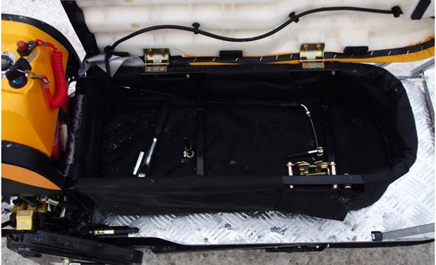 Как сделать своими руками багажник на буран 182